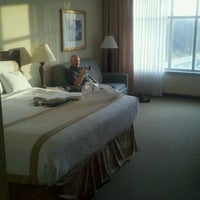 Photo taken at Waterfront Place Hotel by Holly T. on 11/19/2011