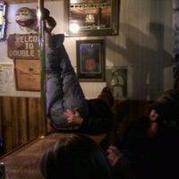 Photo taken at Double Take Bar by Jason L. on 1/15/2011