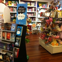 Photo taken at The Bookstore in the Grove by Seth P. on 3/22/2012