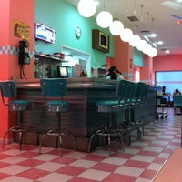 Photo taken at Peggy Sue's by Apple A. on 1/4/2012