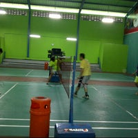 Photo taken at Balikpapan Sport Centre by devi t. on 1/27/2012