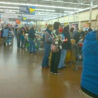 Photo taken at Walmart Supercenter by Jennifer B. on 1/8/2012