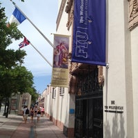 Photo taken at The Wolfsonian–FIU by Bill K. on 7/9/2012
