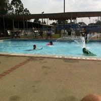 Photo taken at Great Kills Swim Club by Carlo D. on 7/22/2011