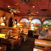Photo taken at Los Gallos Authentic Mexican Restaurant and Sports Cantina by Don M. on 6/10/2012