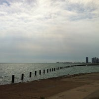 Photo taken at Fullerton Beach by Frederico P. on 9/5/2012