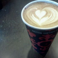 Photo taken at Colectivo Coffee by Hannah N. on 10/3/2011