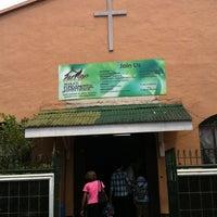 Photo taken at Makati Fundamental Baptist Church by PhIlip E. on 8/26/2012