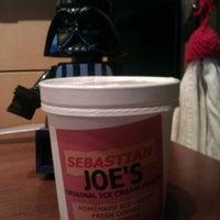 Photo taken at Sebastian Joe's Ice Cream Cafe by Mak on 12/7/2011