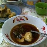 Photo taken at Empek empek kedah by Accel7 on 11/25/2011