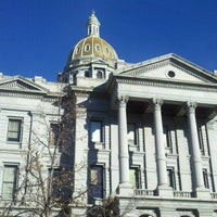 Photo taken at Colorado State Capitol by Phillip E. on 1/2/2012