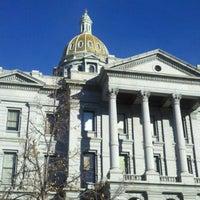 1/2/2012 tarihinde Phillip E.ziyaretçi tarafından Colorado State Capitol'de çekilen fotoğraf