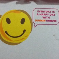 Photo taken at Dunkin' Donuts by Chika Zulyani K. on 8/10/2012