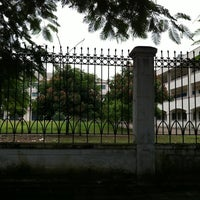 Photo taken at Phuong Nam High School by 5 B. on 9/12/2011