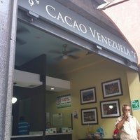 Photo taken at Cacao Venezuela by Katy Chisholm M. on 10/5/2011