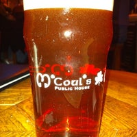 Photo taken at M'Coul's Public House by Mark D. on 12/17/2011