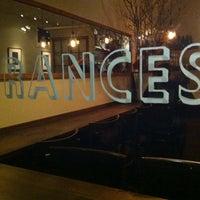 รูปภาพถ่ายที่ Frances โดย Sean G. เมื่อ 2/14/2011