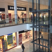 Photo taken at Highcross Shopping Centre by Chao X. on 3/24/2012