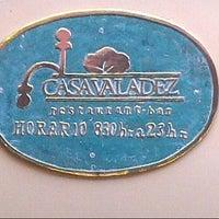 Foto tomada en Casa Valadez Anfitrión & Gourmet por Alfredo el 8/5/2012
