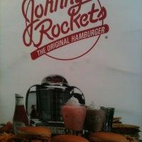 Photo taken at Johnny Rockets by Sarah J. on 4/15/2012