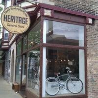 Photo taken at Heritage Bicycles by Todor K. on 5/12/2012