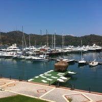 6/20/2012 tarihinde Burcu D.ziyaretçi tarafından Ece Saray Marina Resort'de çekilen fotoğraf