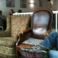 Photo taken at Inspire Coffee Company by Dino D. on 5/3/2012
