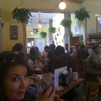 Photo taken at Riccobono's Panola Street Café by Robin M. on 4/6/2012