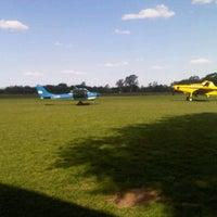 Photo taken at Aeroclub by Gonzalo P. on 10/31/2011