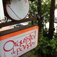 Photo taken at Orquestra de Panelas by Mario D. on 9/22/2011