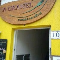 Photo taken at A Granel Cozinha Saudável by Lucas M. on 12/15/2011