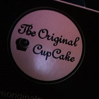 Photo taken at The Original Cupcake by Bruno M. on 10/9/2011