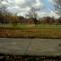 Photo taken at Francis Park by Kim J. on 11/13/2011