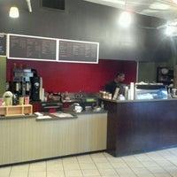Photo taken at Kimo Bean Coffee Company by JR on 10/1/2011