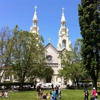 Foto scattata a Washington Square Park da torishin il 5/5/2012
