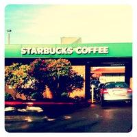 Photo taken at Starbucks by Meredith U. on 3/25/2011