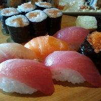 Photo taken at Kiyadon Sushi by Eric on 8/6/2011