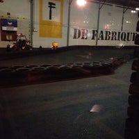 Photo taken at De Kartfabrique by Remco D. on 3/9/2012