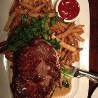 Photo taken at Hudson Grille by Alex L. on 2/18/2012