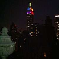Photo taken at Shelburne NYC, an Affinia Hotel by Harry V. on 6/27/2011
