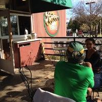 Photo taken at River Cafe by Leta J. on 10/19/2011