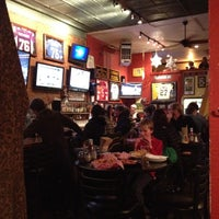 Photo taken at Brown Dog Pizza by Jeff U. on 3/1/2012