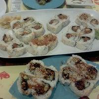 Photo taken at UTAGE Sushi & Japanese Cuisine by Marina P. on 4/29/2012