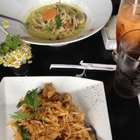 Photo taken at AM Thai Bistro by Tanju C. on 7/14/2012