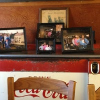 Photo taken at Old Clinton Bar-B-Q by Robbie J. on 1/3/2012