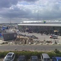 Photo taken at Eindhoven Airport (EIN) by Jeroen H. on 9/14/2011
