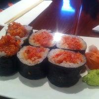 Photo taken at Hinote Sushi by Ryan H. on 10/26/2011