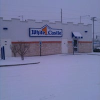 Photo taken at White Castle by David B. on 1/20/2012