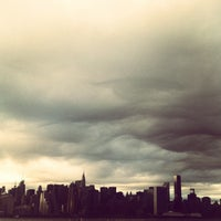 Photo taken at East River Ferry - India St/Greenpoint Terminal by Kate O. on 4/20/2012