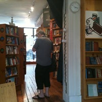 Photo taken at Idlewild Books by Jennifer C. on 6/25/2011